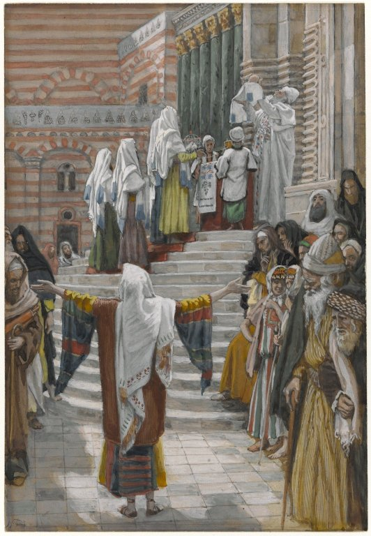 Brooklyn Museum - The Presentation of Jesus in the Temple